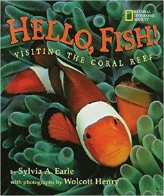 Hello Fish book cover