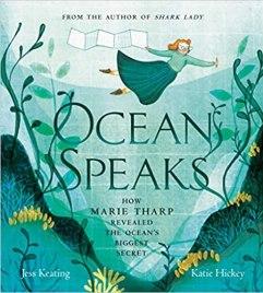 Ocean Speaks book cover