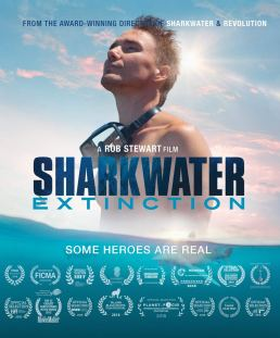 Sharkwater Extinction film cover
