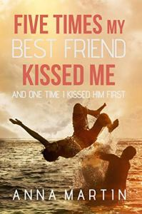 Book Cover: Five Times My Best Friend Kissed Me