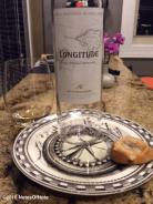 2014 Longitude White Table Wine, Vinho Regional Alentejano, Portugal.