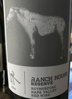 2014 Ranch House Reserve, Napa Valley, California, USA