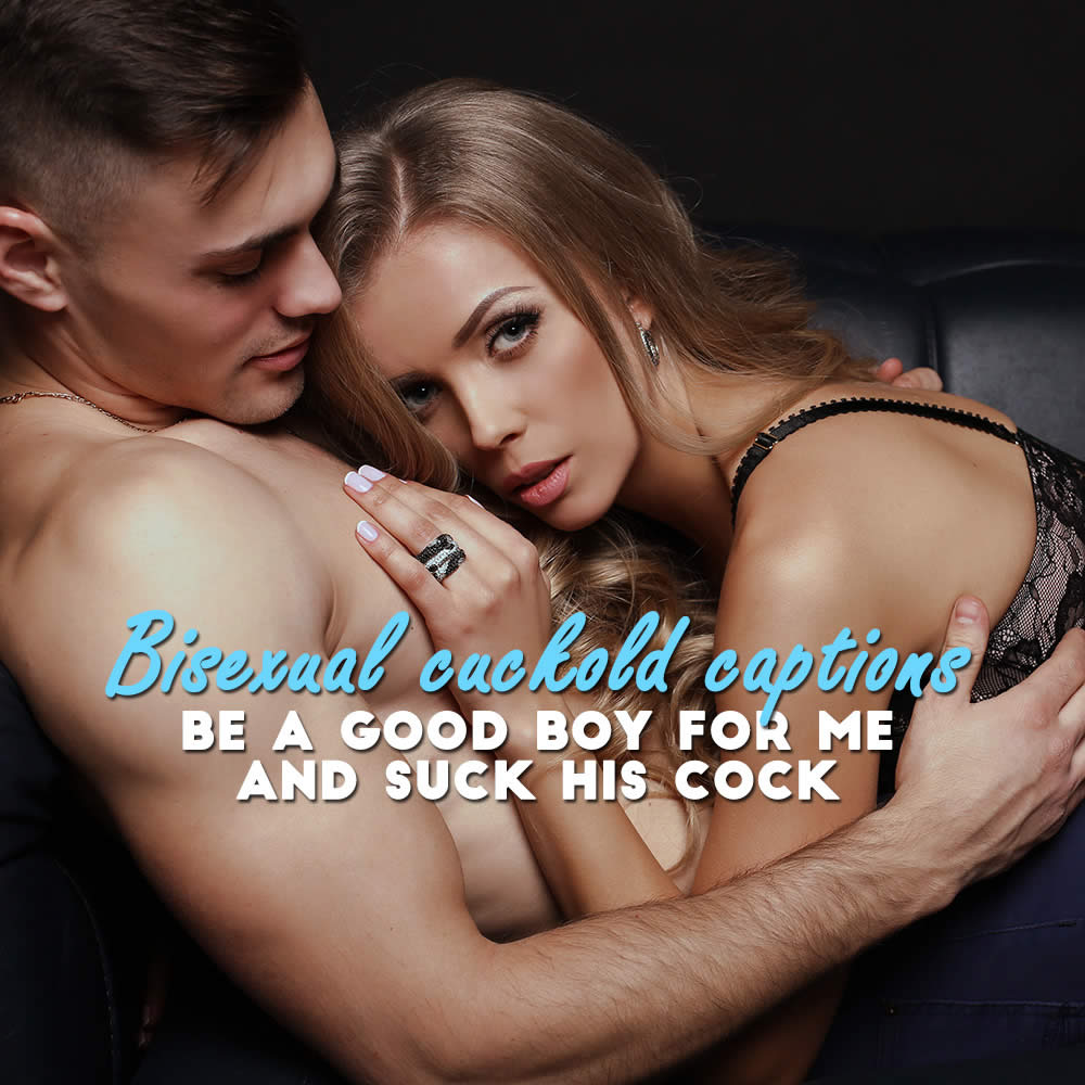 Sorry, Cuckold cum captions really. join