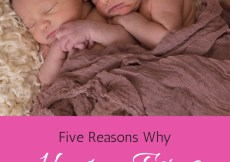 Five Reasons Why Having Twins is the Best Thing Ever