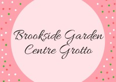 Brookside Garden Centre Grotto