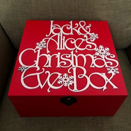Jack & Alice's Christmas Eve Box
