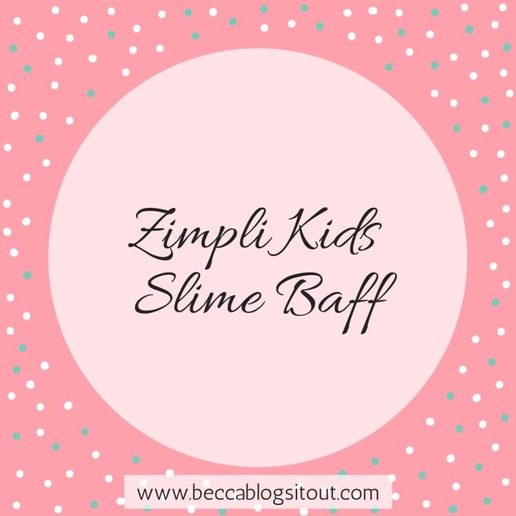 Zimpli Kids Slime Baff