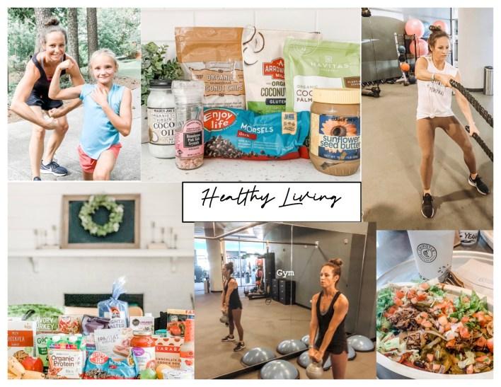 healthy living blog