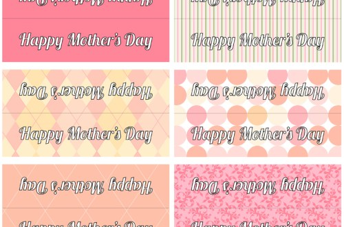Mother's Day Bag Topper | BeccaBug.com