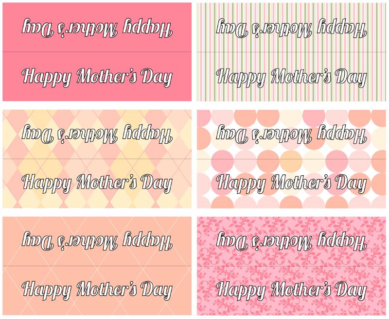 Mother's Day Bag Topper   BeccaBug.com