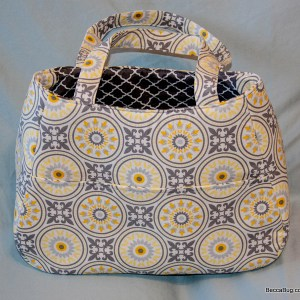 Grey and Yellow - Swoon Ethel   BeccaBug.com