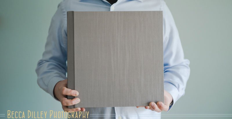 linen flush mount wedding album minneapolis