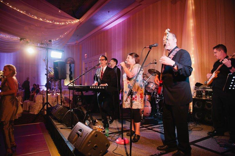 St Paul hotel wedding mn live band
