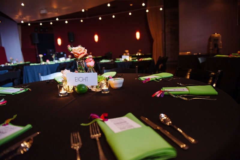 wedding reception five event center minneapolis wedding