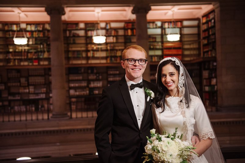 st paul mn wedding at jj hill library