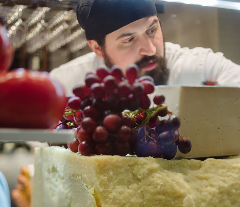 Minneapolis cheese and food photographer featured in Culture magazine