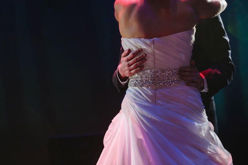 first dance wedding at Guthrie theater minneapolis mn