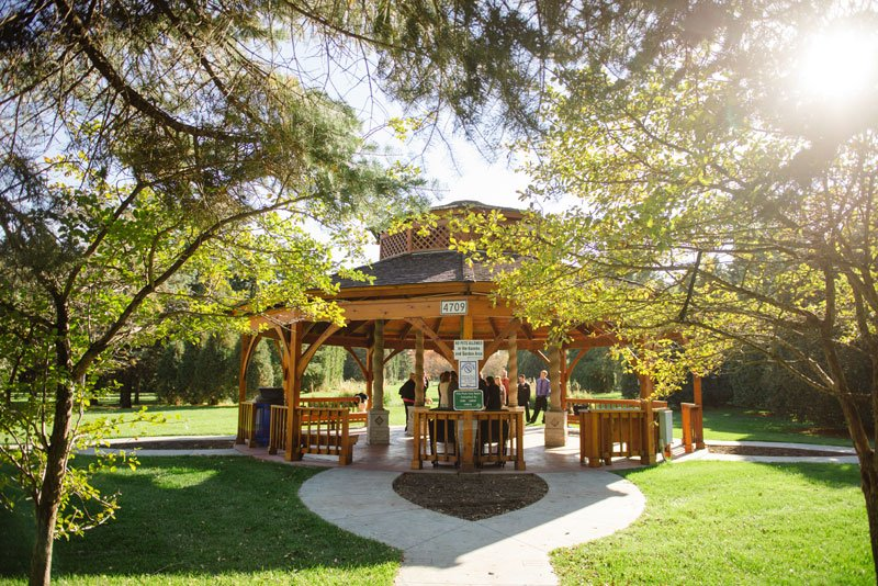 small wedding at arneson acres