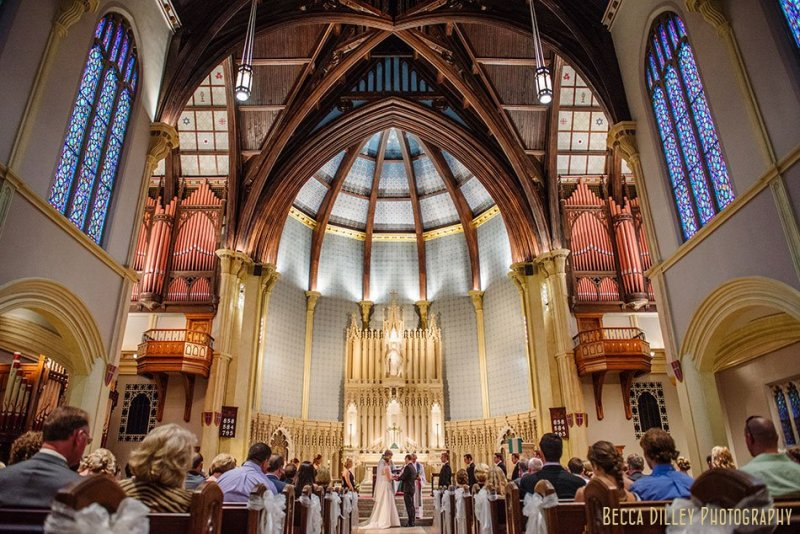 luther memorial church madison wi wedding
