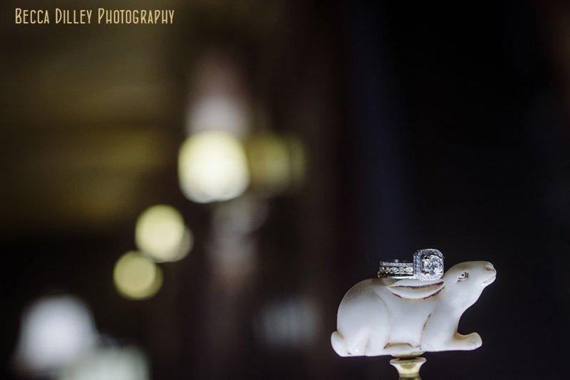 wedding rings Minneapolis club wedding