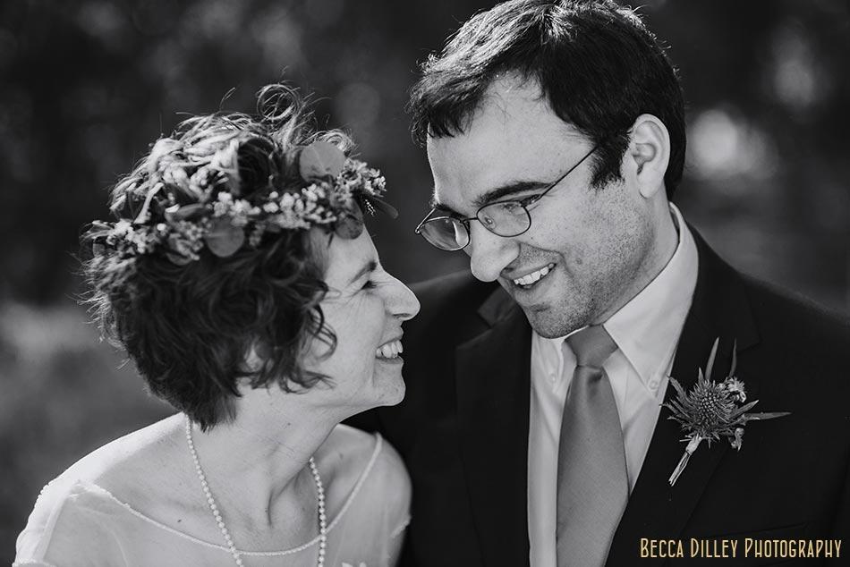 bride and groom prairie wedding madison wi
