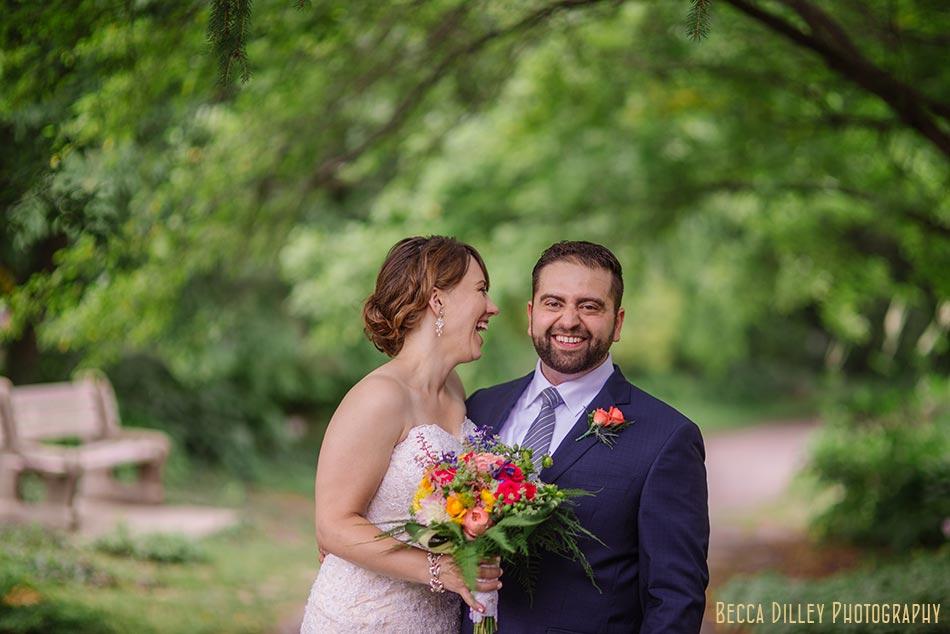 harriet rose garden wedding photos