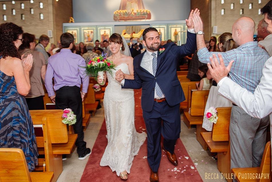 Minneapolis greek wedding