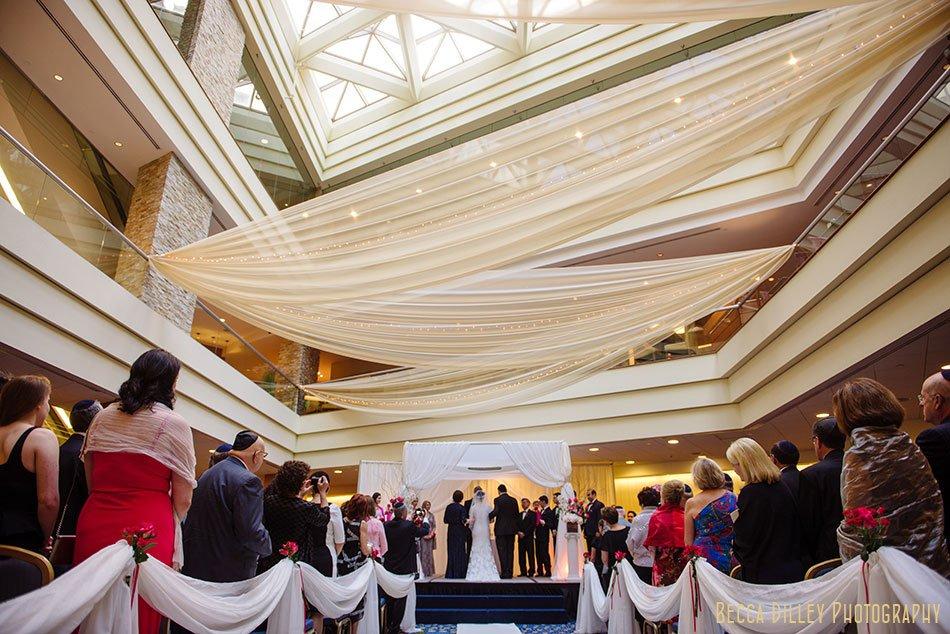 minneapolis orthodox jewish wedding marriot city center