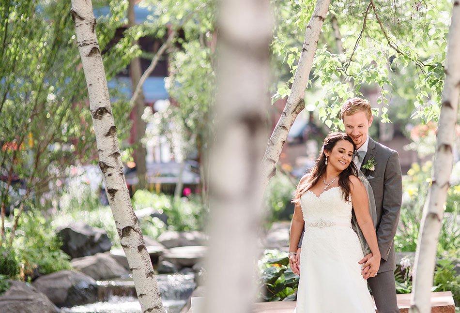 mears park wedding photos st paul mn