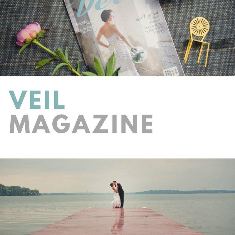 featured in Veil Magazine