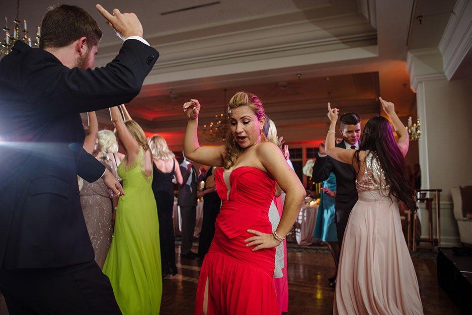 dancing wayzata country club wedding mn