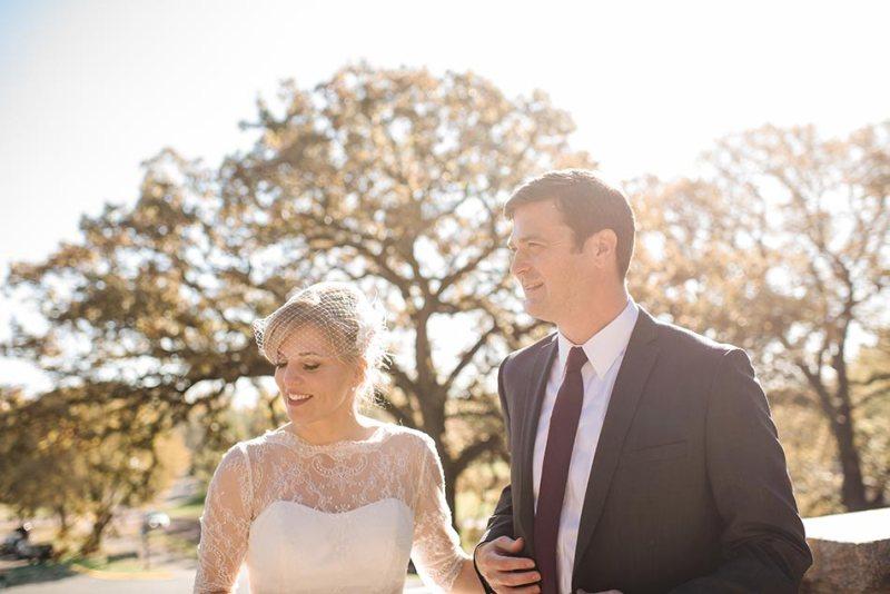 sunlight in october Theodore Wirth Wedding Minneapolis