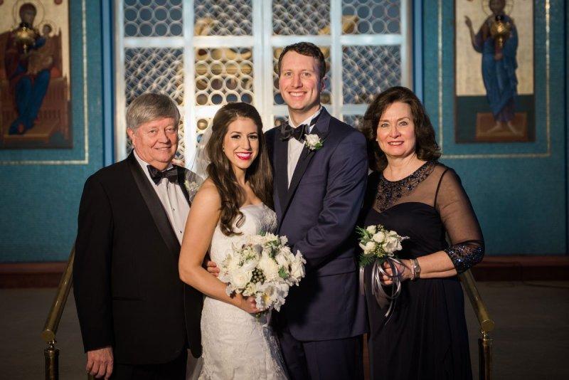 family formal photos fun minneapolis wedding st marys greek orthodox church
