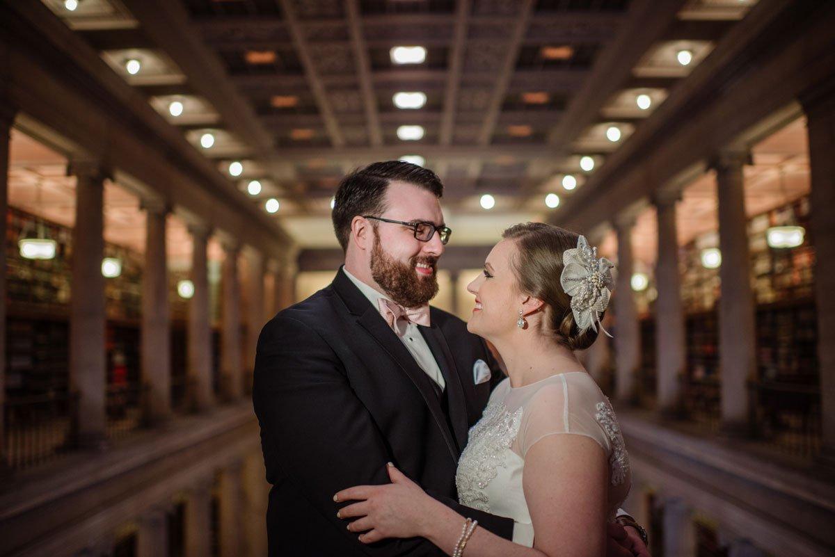 best jj hill library wedding st paul photographer