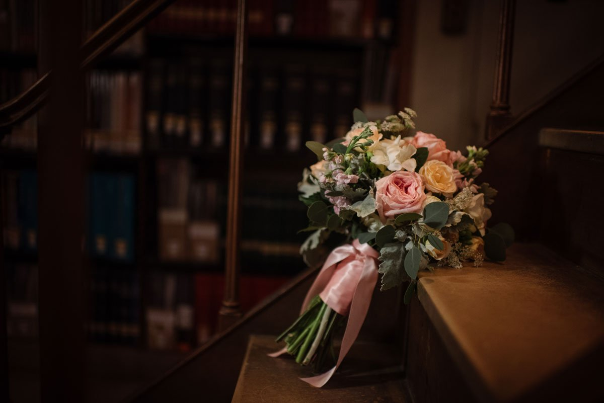 flowers jj hill library wedding st paul photographer