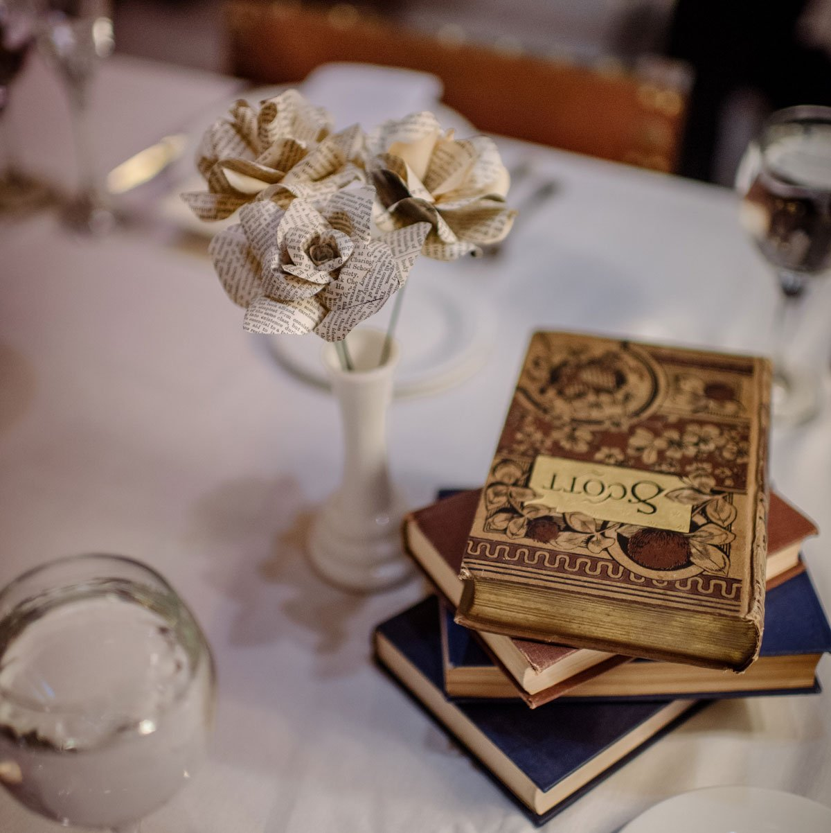 books jj hill library wedding st paul photographer