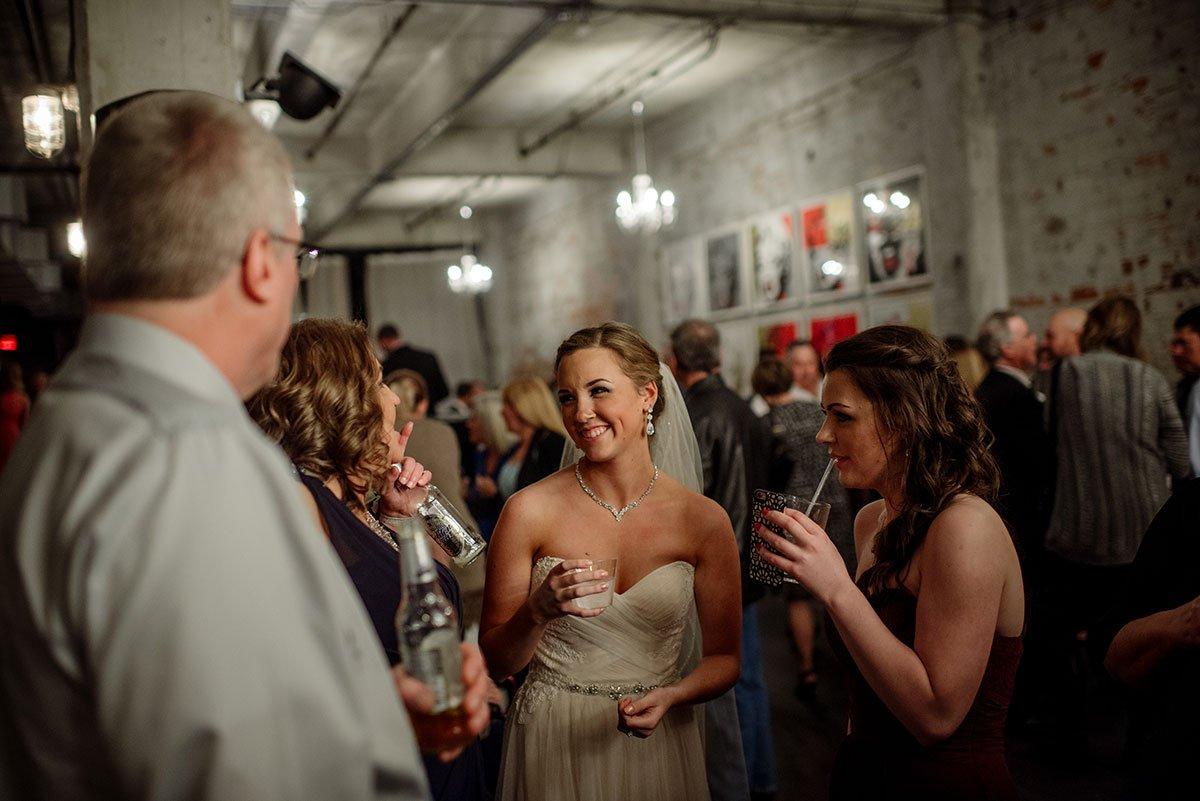 Aria Winter Wedding Minneapolis