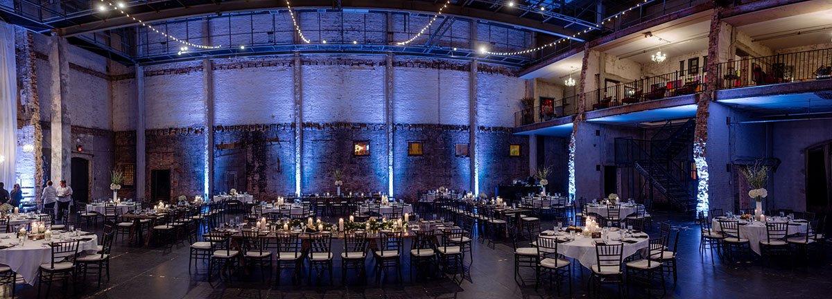 reception Aria Winter Wedding Minneapolis