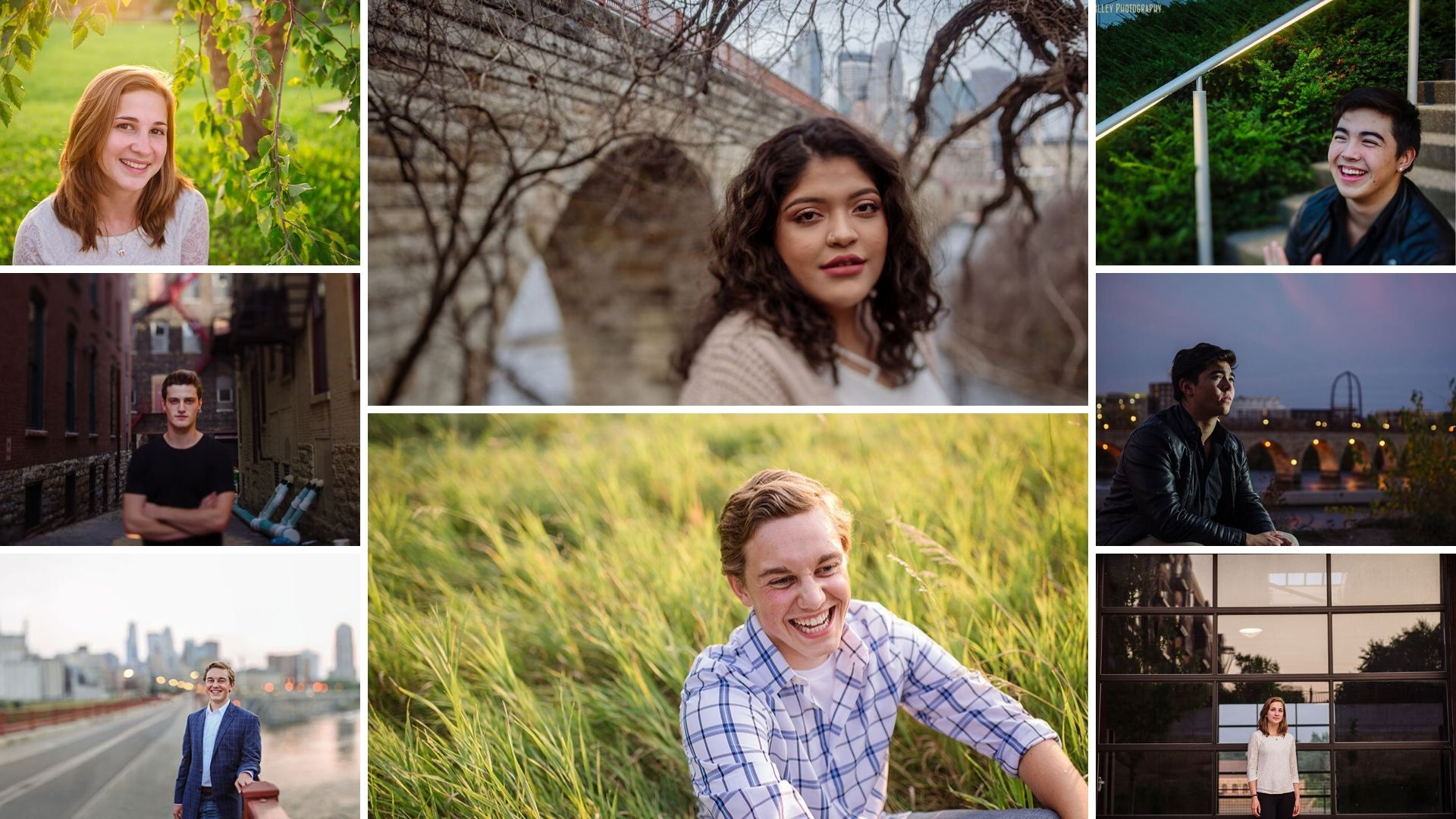 high school senior photographer minneapolis and st paul - modern and unexpected