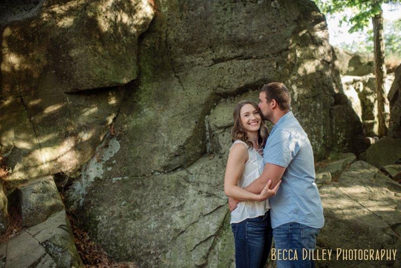 Taylors Falls Engagement Photos MN