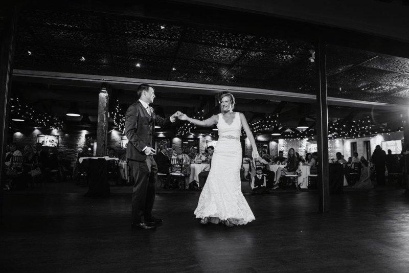 first dance minneapolis event center wedding