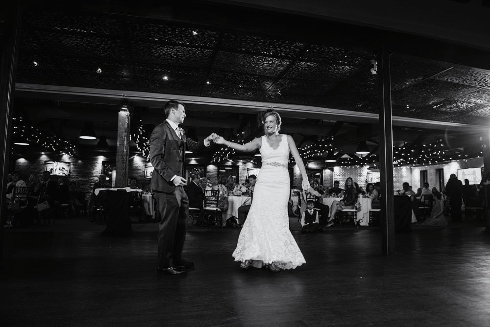 first dance minneapolis event center wedding