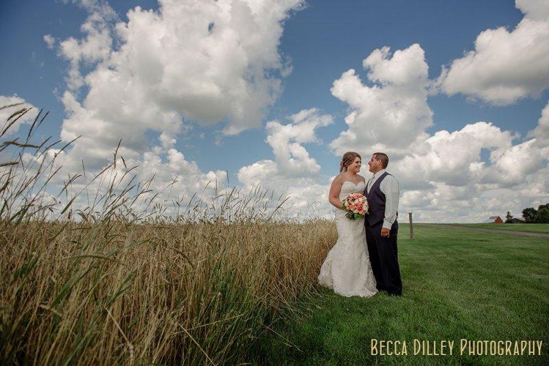 MN Farm wedding