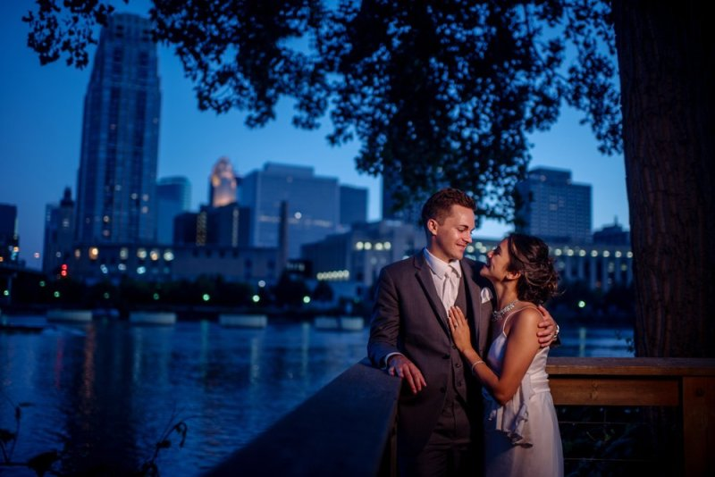 2017 favorite photos best Minneapolis photographer blue skyline