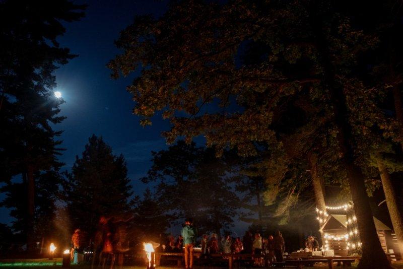 2017 favorite photos best Minneapolis photographer chef camp at night