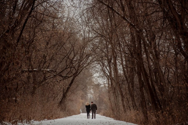 2017 favorite photos best Minneapolis photographer engagement in woods