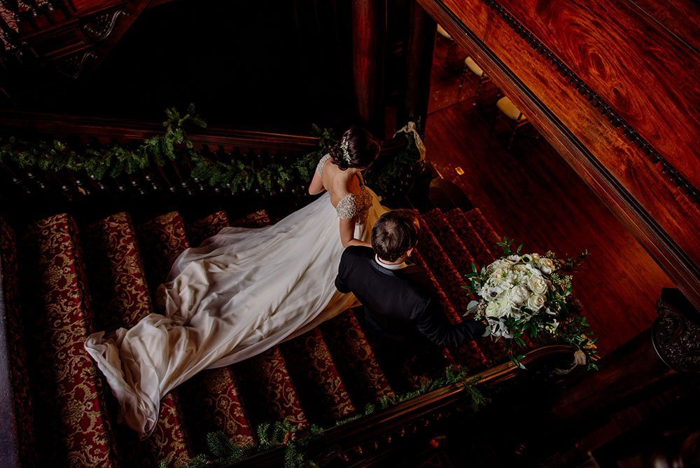 Semple Mansion Wedding Minneapolis