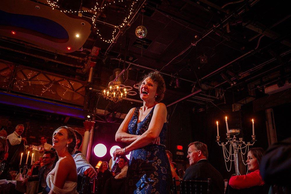 Varsity theater and Loring Restaurant Wedding