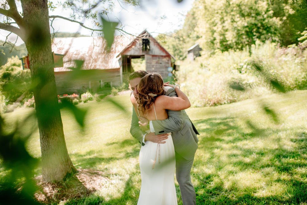 Hidden Meadow Barn Wedding