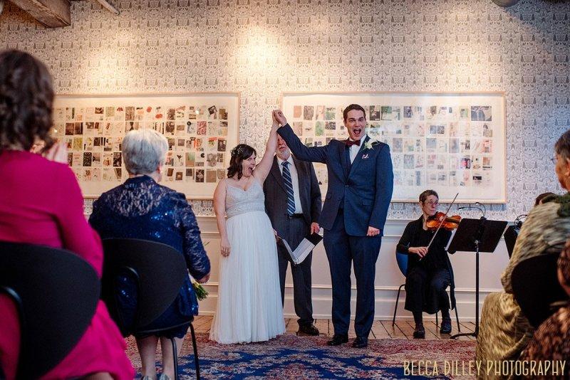 bachelor farmer afghan room minneapolis wedding